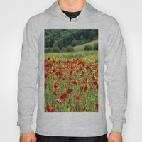 Poppies, Poppies, Poppie… Hoody