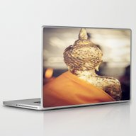 Buddha The Other Side  Laptop & iPad Skin
