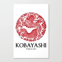 Kobayashi Canvas Print