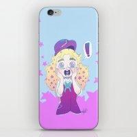 JJBA :: Speedwagon iPhone & iPod Skin