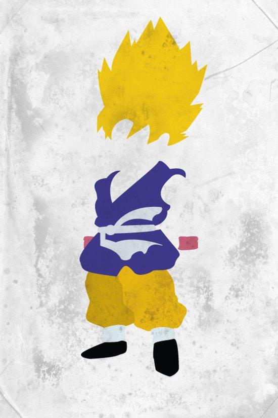 Goku SSJ Art Print