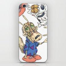 Zombie Life iPhone & iPod Skin