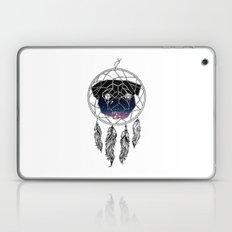 Dreamcather Pug Laptop & iPad Skin