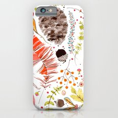 WASHED OUT OF OUR BONES iPhone 6 Slim Case