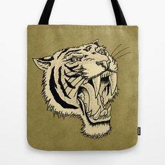 The Roar Tote Bag