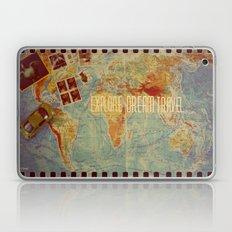 Explore Dream Travel Laptop & iPad Skin