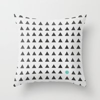 Minimalism 1 Throw Pillow