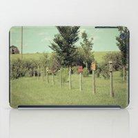 HWY 13A Ohio Road iPad Case