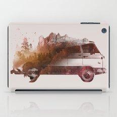 Drive me back home iPad Case