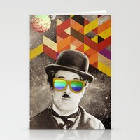 Public Figures Collection - Chaplin Stationery Cards