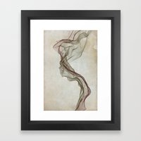 Coffee And Cream Framed Art Print