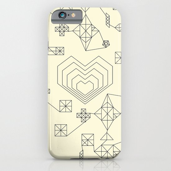 Valentine iPhone & iPod Case