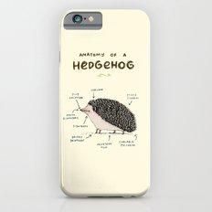 Anatomy of a Hedgehog iPhone 6 Slim Case