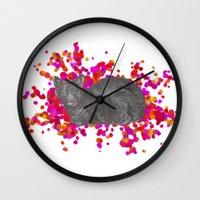 Cat's Meow Wall Clock