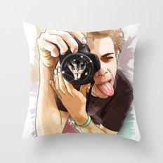 The SoulSnatcher Throw Pillow