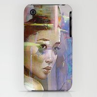 iPhone 3Gs & iPhone 3G Cases featuring Izanami goddess Japanese by Ganech joe