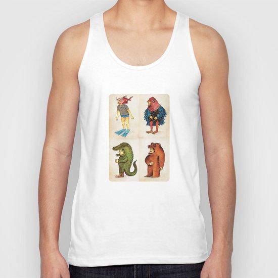 Costumes - Animalados Unisex Tank Top