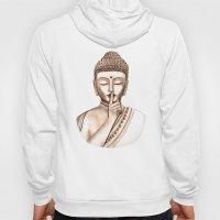 Buddha Shh.. Do Not Dist… Hoody