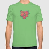 Rosa Mens Fitted Tee Grass SMALL