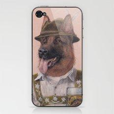 German Shepherd iPhone & iPod Skin