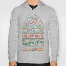 The Hollow Route Hoody