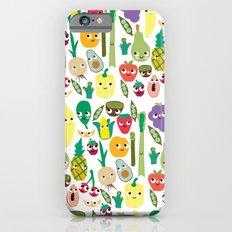 Fruit And Veggie Madness iPhone 6 Slim Case
