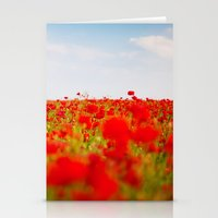 Mohntag III Stationery Cards