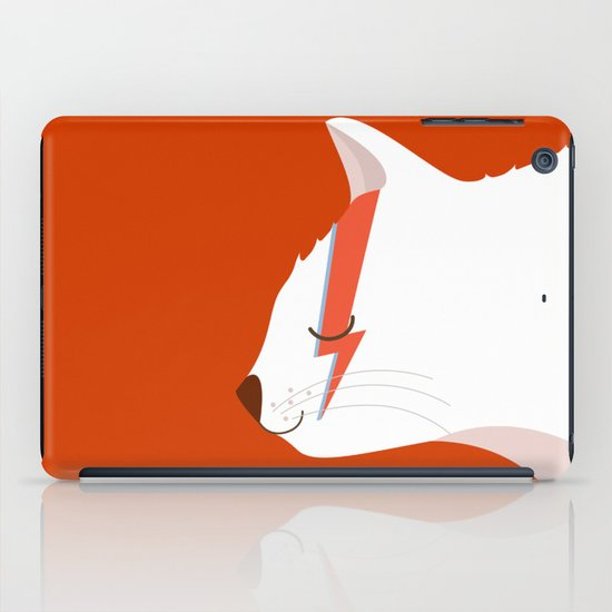 David Meowie iPad Case