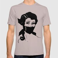 Cleave gag Mens Fitted Tee Cinder SMALL