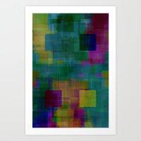 Digital#5 Art Print