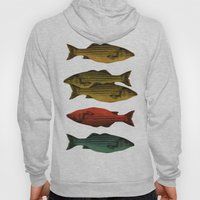 One fish Two fish Hoody