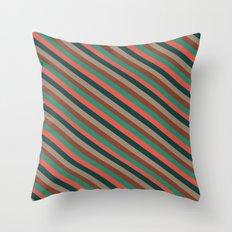 Preppy Throw Pillow