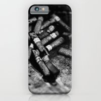 iPhone & iPod Case featuring Bad Habit by Sarah Lyles