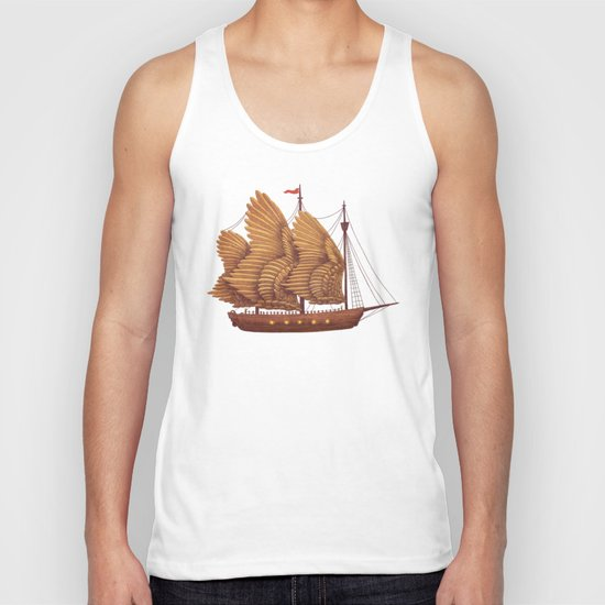 Winged Odyssey Unisex Tank Top