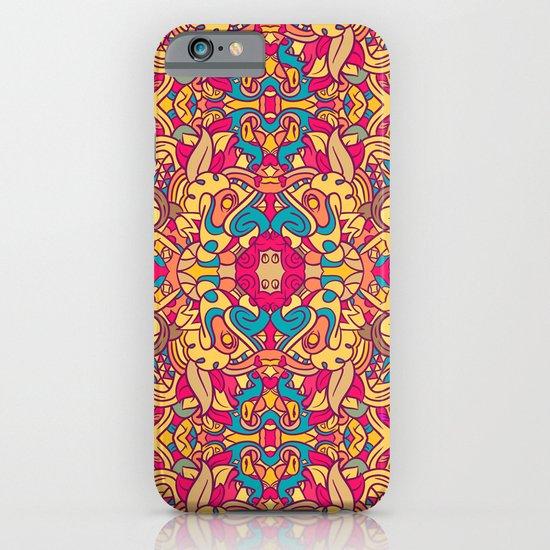 Eye Of The Beast Pattern iPhone & iPod Case