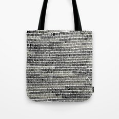 Watercolour Lines Tote Bag