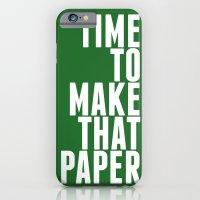 Make That Paper iPhone 6 Slim Case
