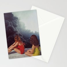 SUNBATHING Stationery Cards