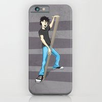 """iPhone & iPod Case featuring They call him """"Fingers"""" by Greg Koenig"""