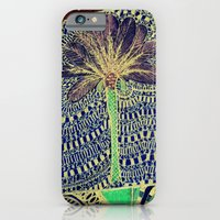 iPhone & iPod Case featuring Jardin 4 by Marie Elke Gebhardt