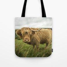 Hairy Coo Tote Bag