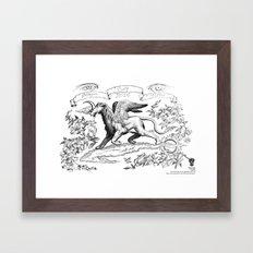 Ceballo Framed Art Print