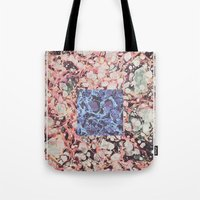 Inner Molecules Tote Bag