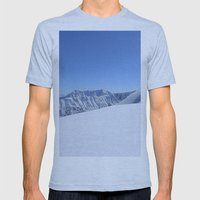 May in AK Mens Fitted Tee Athletic Blue SMALL