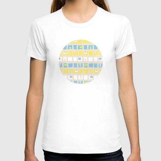Boxed Eyes T-shirt