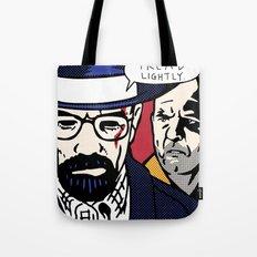Tread Lightly Tote Bag