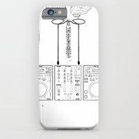 The Pioneer (CDJ Quick C… iPhone 6 Slim Case
