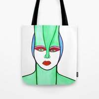 Zulejka (previous Age) Tote Bag