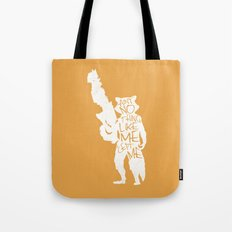 What's a Raccoon? Tote Bag