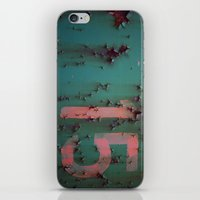 Number 15 iPhone & iPod Skin